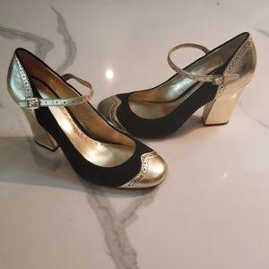 Coach Mary Jane high heels